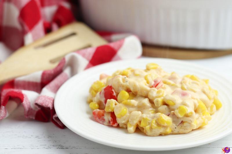 Fiesta Corn Casserole – Quick and Easy Side Dish Recipe