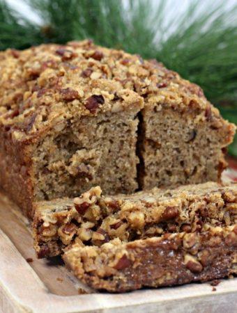 easy homemade ginger pear bread recipe