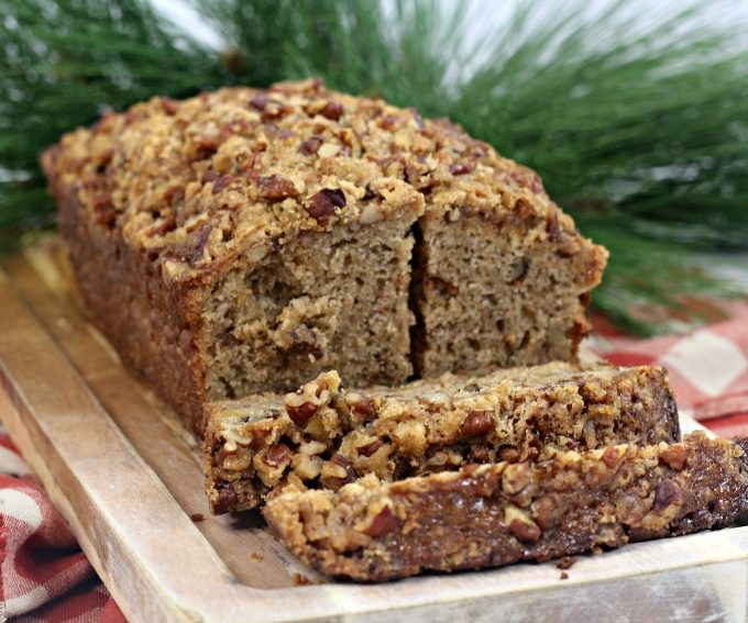 easy homemade ginger pear bread recipe