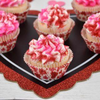 Valentine's Cupcakes recipe