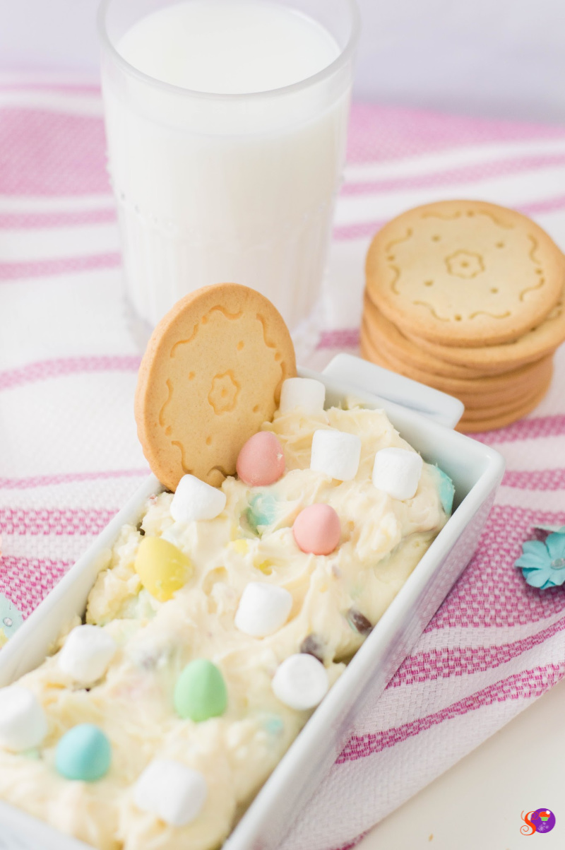 Easter Cookie Dip