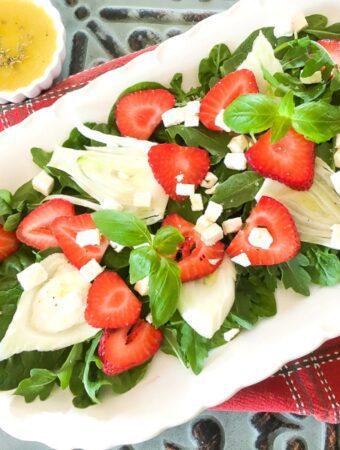 quick and easy salad recipe