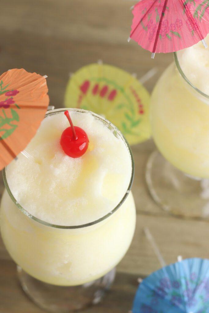 Frozen Pineapple Lemonade
